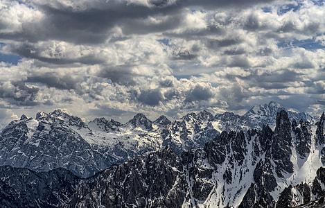 Auronzo di Cadore Dolomites Italy