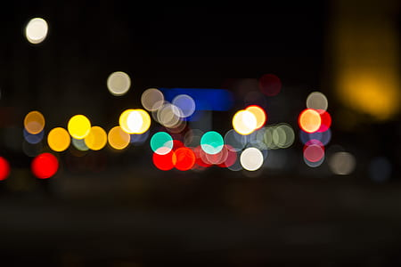 Lights during Nighttime