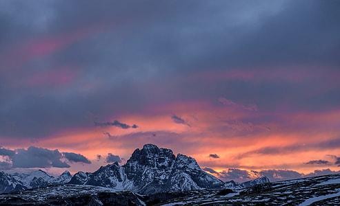 the coldest sunset