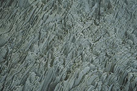 white rocky surface photo