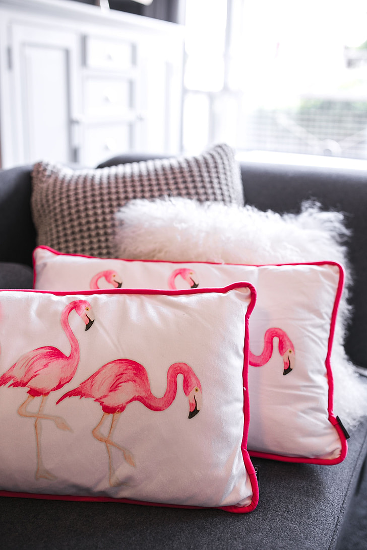 Pink Flamingo Home Decorations