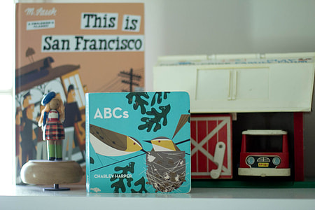 ABCs by Charley Harper book