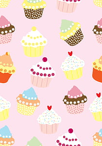 cupcake animated photo