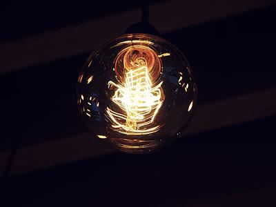 Light Bulb Dark