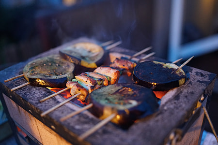 food grilling