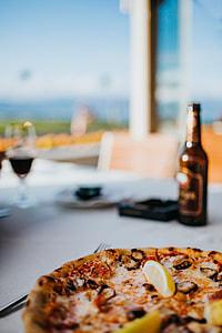 Seafood Restaurant, Nessebur, Bulgaria