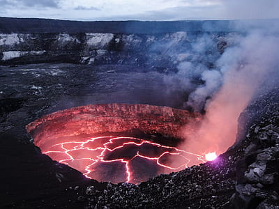 photo of Hawaiian Volcanoes National Park