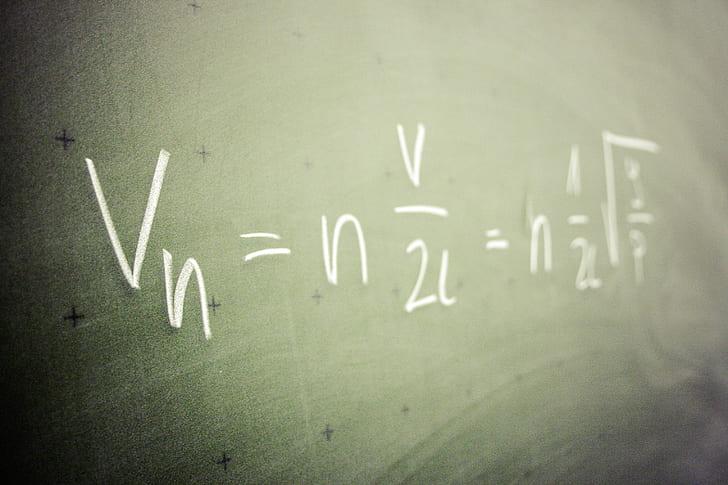 Royalty-Free photo: Formula, mathematics, physics, equation, board, study    PickPik