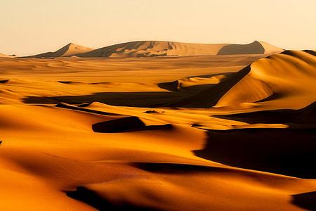 empty desert