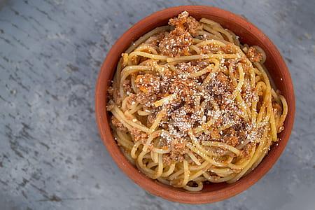 Salted Pasta