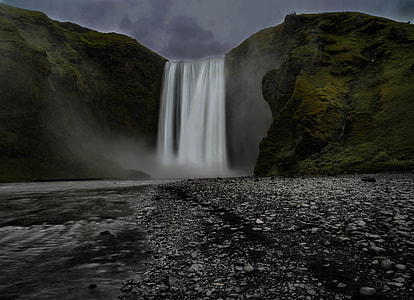 So Many Waterfalls in Iceland