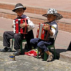 children, kids, music, buenos aires, argentina, instruments