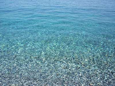 photo of stones on seashore