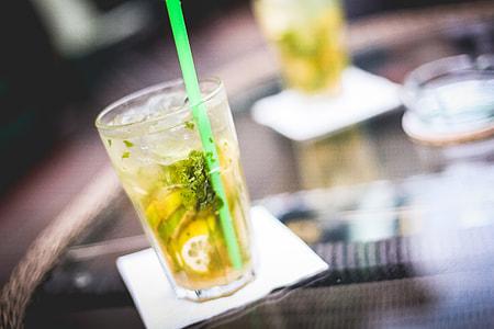 Mojito Drink Detail