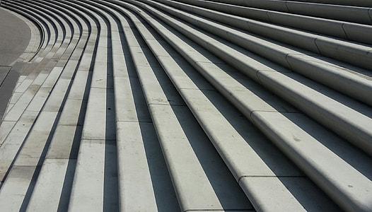 gray stadium