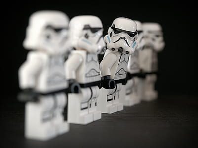 Storm Trooper LEGO toys