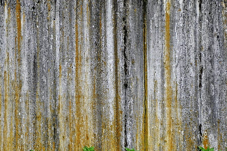 wall, concrete, weathered, structure, background, texture