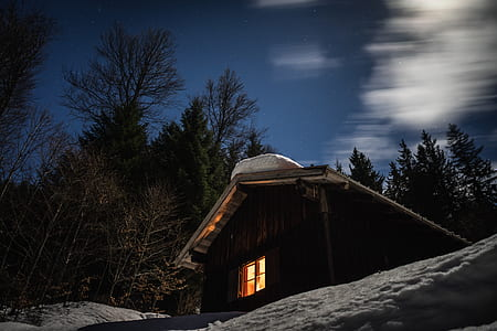 building, architecture, house, home, chalet