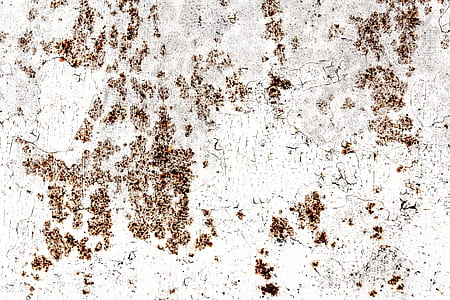 white and brown textile