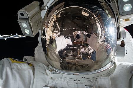 photo of astronaut