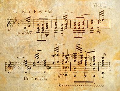 musical note screenshot