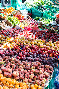 Summer Fruit Market