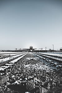 concentration camp, England