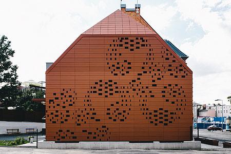 Architecture of Bydgoszcz City in Poland
