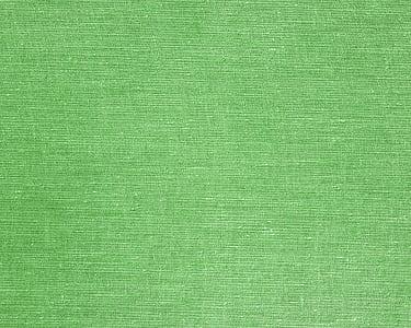 green textile