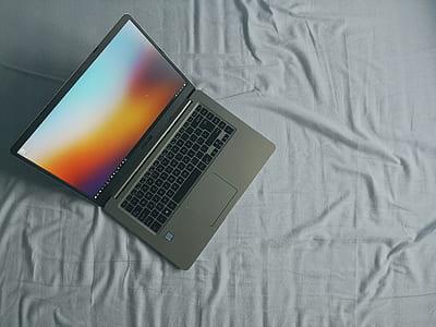 turn on display of ASUS ZenBook