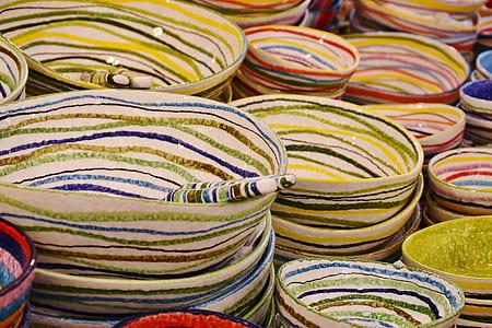 assorted-color bag lot