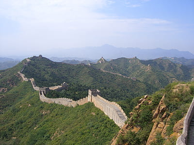 Great Wall Of China in Beijing, China