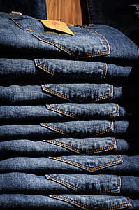 blue denim pant lot