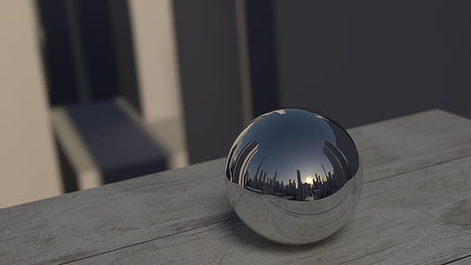 Chrome Ball