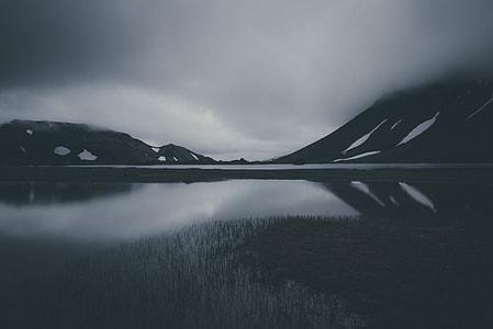 Monochromatic Iceland
