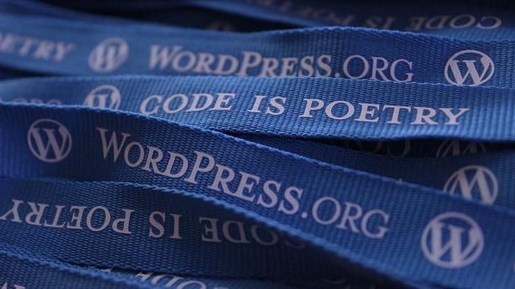 Wordpress.org lanyard