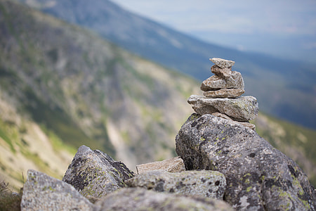 Stones at Each Other
