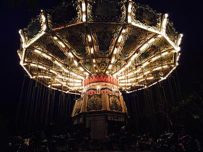 Illuminated Carousel