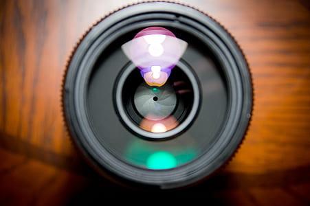 black lens