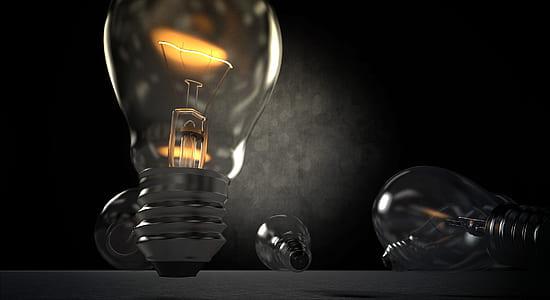 LED bulb lot