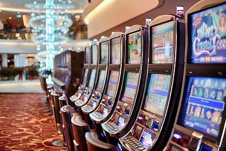 silver slot machine