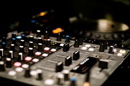 DJ Mix in The Club