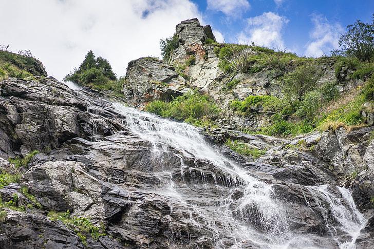 Amazing Waterfalls in Pure Romanian Nature
