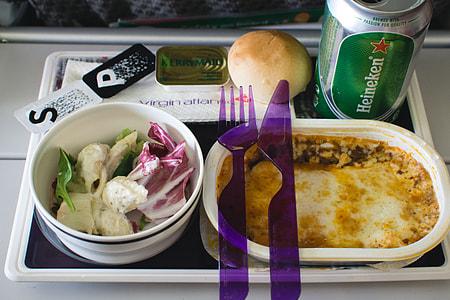 Aircraft meal