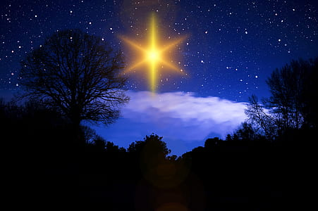 christmas, star, happy holidays, winter, nicholas, santa claus