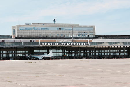 Berlin-Tempelhof building