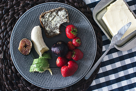 Quick summer breakfast