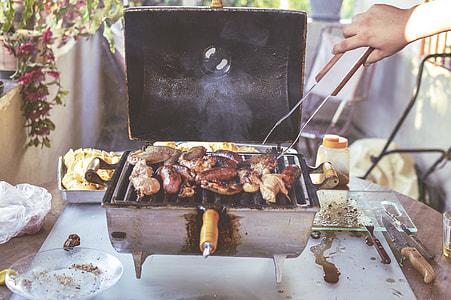 Barbecue Summer Chicken