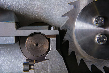 stainless steel saw blade