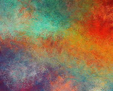 multicolored abstract illustration